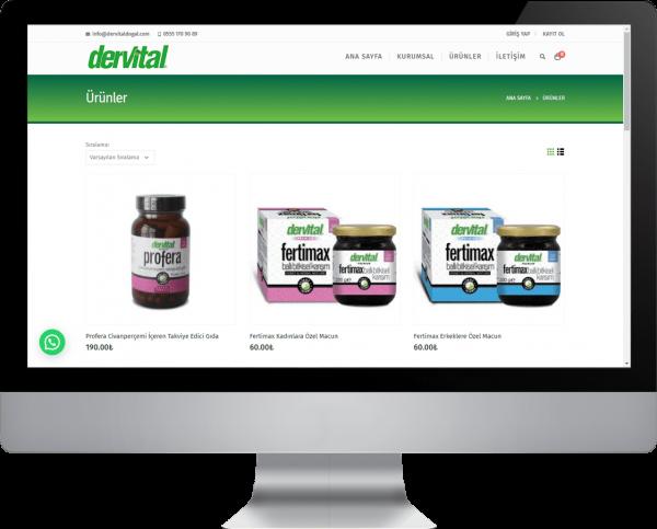 Dervital Dogal - 3